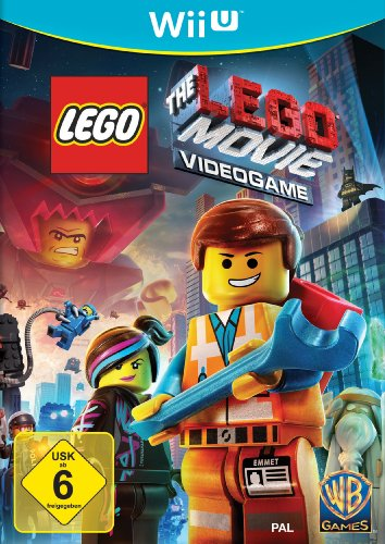 Warner Interactive Wii U The LEGO Movie