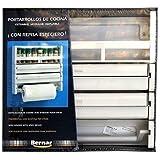 Bernar M43615 - Portarrollos cocina modular con especiero