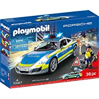 Playmobil 70067 City Action Porsche 911 Carrera 4S Police Multi-Coloured