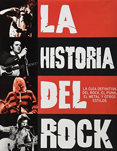 Historia del Rock por Parragon