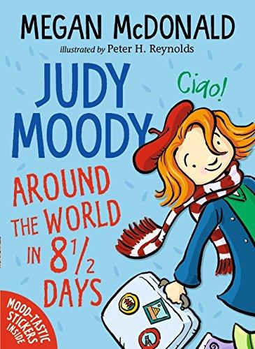 Judy Moody: Around the World in 8 1/2 Days por Megan McDonald