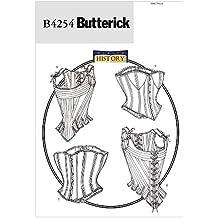 McCall's Butterick 4254 - Patrones de costura para confeccionar corpiños (tallas 38, 40 y 42)