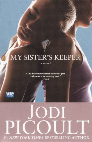 Book cover for My Sister's Keeper