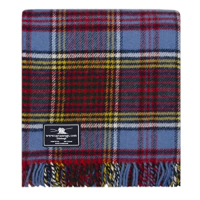 Anderson Tartan Premium Wool Travel Rug - low-cost UK light shop.