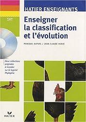 Enseigner la classification et l'évolution (1Cédérom)