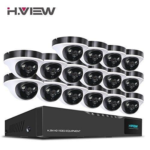 H.View 1080P MP HD