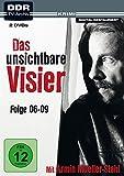 Das unsichtbare Visier (Folge 06 - 09) (DDR TV-Archiv) [2 DVDs]