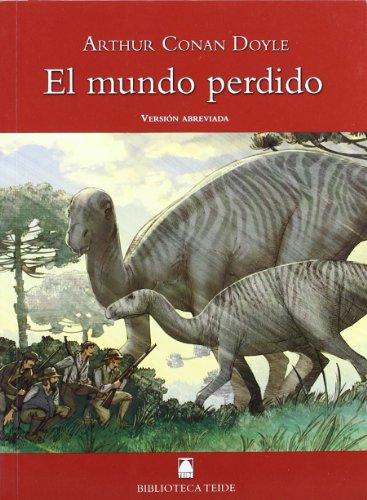Biblioteca Teide 033 - El mundo perdido -Arthur Conan Doyle- - 9788430760725