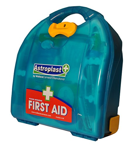 Astroplast Mezzo 50 Person Lebensmittelhygiene First Aid Kit -