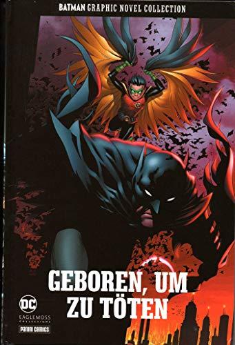Superhelden DC Comics Batman Graphic Novel Collection Comic Band 3 (Hardcover): Geboren, um zu töten