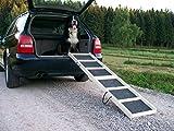 Easy-Hopper Hunderampe / Hundetreppe /...