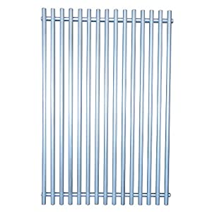 Music City Metals 53S21 Stainless Steel Wire Cooking Grid for Weber Brand Gas Grills - Silver