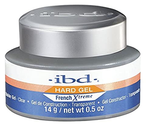 IBD French Xtreme Gel Vernis à Ongles Traitement Clear 0,5 oz/14g