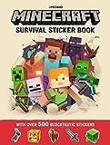 Minecraft Survival Sticker Book: An Official Minecraft Book