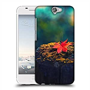 Snoogg Autumn sunset Designer Protective Back Case Cover For HTC one A9