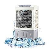 FANS MAZHONG Ventola di raffreddamento mobile Rispettoso dell'ambiente Condizionatore d'aria raffreddato ad acqua Ventola di raffreddamento evaporativo Internet Cafe Shop Factory-150W