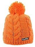 Eisbär Antonia Mütze, Dark orange, One Size