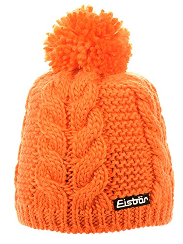 Eisbär Antonia MÜ Mütze, Dark Orange, One Size