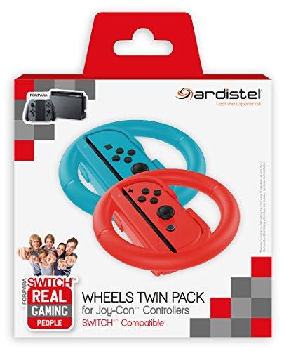 Ardistel - Pack De 2 Racing Wheels (Nintendo Switch)