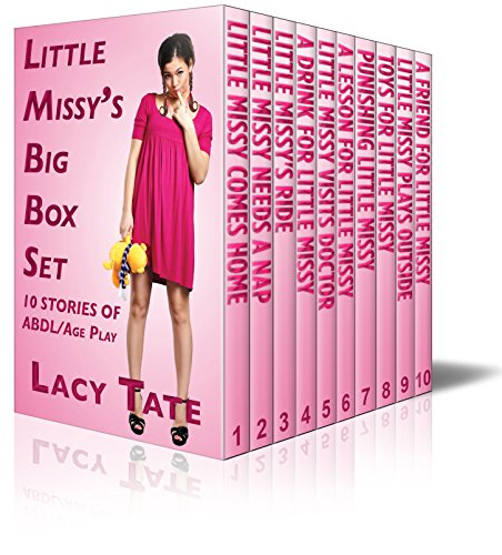 Little Missy's Big Boxed Set: 10 ABDL Age Play Stories (English Edition) - Lacy Baby-sets