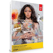 Adobe Creative Suite 6 Design & Web Premium Student and Teacher englisch