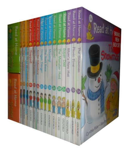 Oxford Reading Tree Read at Home 15 Books -