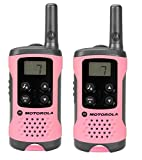 Best MOTOROLA Accessory Power Two Way Radios - T41 Walkie Talkie Consumer Radio Review