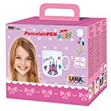 Hobby Line 16360 - Porcelain Pen Easy Tassen-Set Für Mädchen
