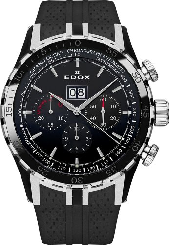 Edox Grand Ocean gentles watch automatic 77002 357N NIN