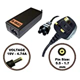 Image of Uk edeals® Top Quality Charger 19v Ac Charger For Acer Aspire 5738 5338 Power Supplly Adapter Lead Power Cord Ordinateur Portable Adaptateurs Chargeur Pour With Lead Power Cord Cable