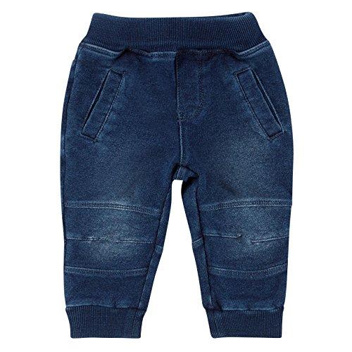 boboli Felpa Denim, Pantaloni Neonati/Bambini, Blu, 74 cm