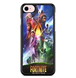 sans Coque Iphone Samsung Fortnite Jeux Console Etui Housse (Iphone X et XS)