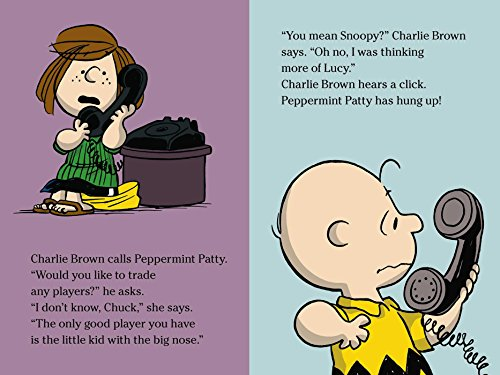 Make a Trade, Charlie Brown! (Peanuts: Ready-to-read, Level 2)