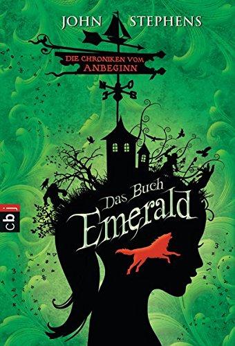Das Buch Emerald: Die Chroniken vom Anbeginn (Die Chroniken vom Anbeginn-Reihe, Band 1)