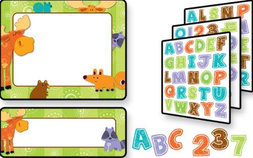 Moose & Friends Variety Sticker Pack