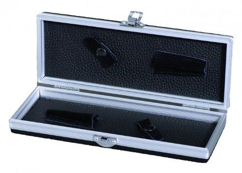Ciseaux en aluminium Black Small Étui