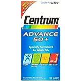 Centrum Advance 50 Plus Complete A-Z Multivitamins, 100 Tablets