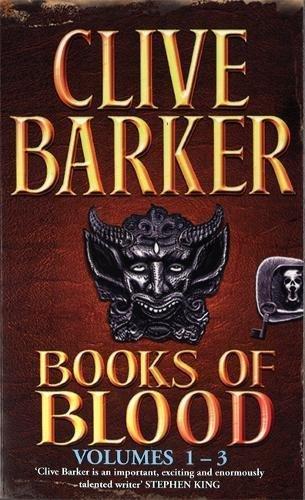 Books Of Blood Omnibus 1: Volumes 1-3: v. 1