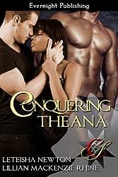 Conquering Theana (Conquering Series Book 1) (English Edition)