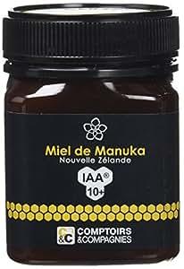 COMPTOIRS ET COMPAGNIES Miel de Manuka IAA10+ 250 g