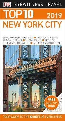 New York City. Top 10. Eyewitness Travel Guide (DK Eyewitness Travel Guide) por Vv.Aa