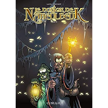 Le Donjon de Naheulbeuk T18