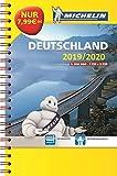 Michelin Kompaktatlas Deutschland 2020/2021 (MICHELIN Atlanten)