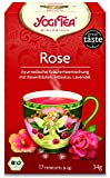Yogi Tea Rose Bio, 3er Pack (3 x 34 g)