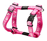 Rogz SJ01-CA Fancy Dress Hundegeschirr/Jellybean, S, rosa