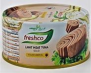 Freshco Light Meat Tuna, 185g - Pack of 1