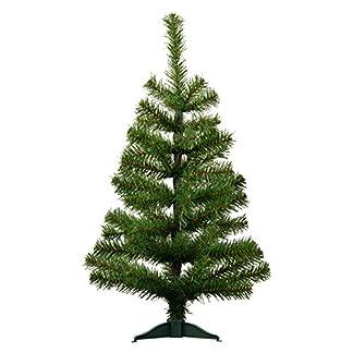 Harbour Housewares Árbol de Navidad Artificial con pie – 60cm