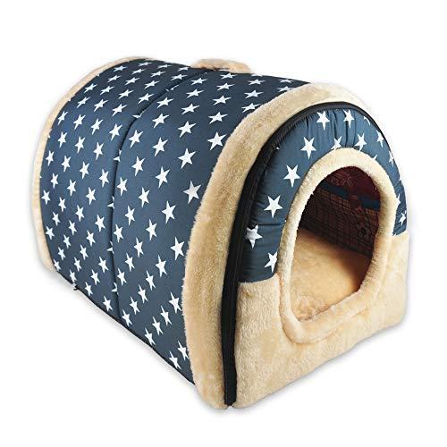 CJOY Camas y sofá Suaves para Mascotas