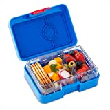 yumbox Mini Snack Lecksicher Snack Box (Ceri blau)