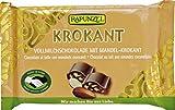 Rapunzel Bio Vollmilch Schokolade mit Mandelkrokant HIH